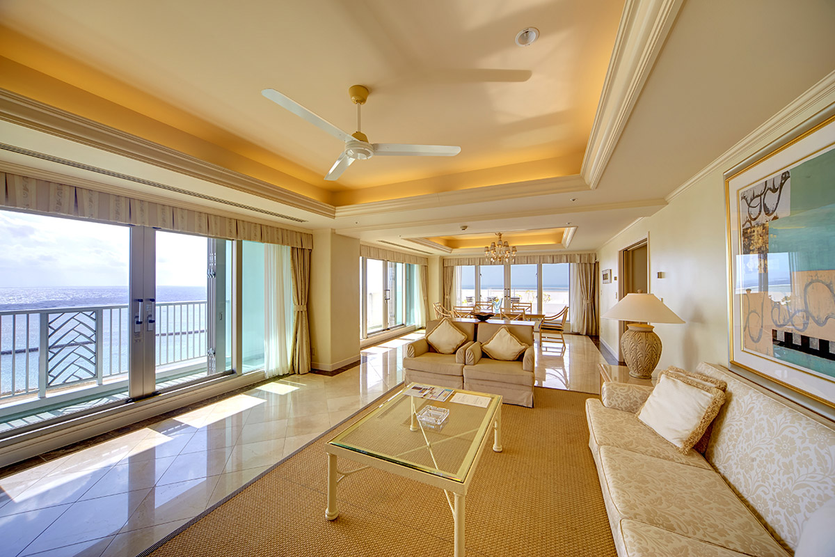 Club InterContinental Ocean Royal Suite 13