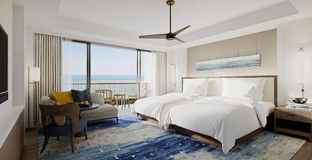 Deluxe Bay Room