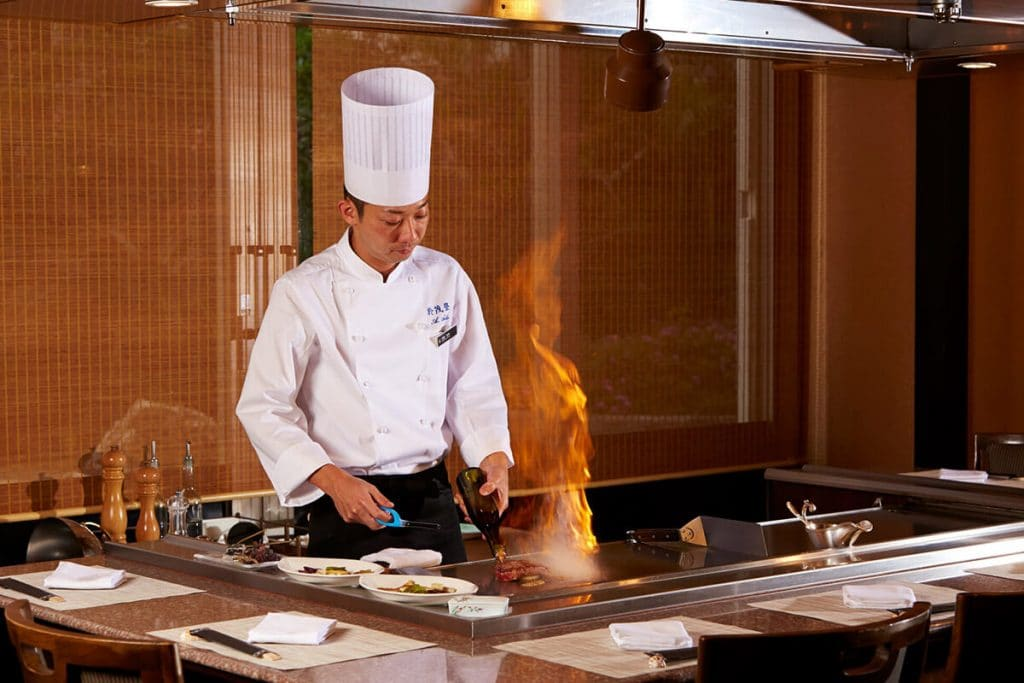 Omoto-Teppenyaki-Restaurant