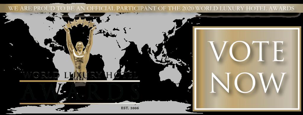 2020 World Luxury Awards 投票をお願いします 1