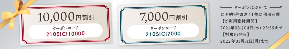 【好評のためクーポン追加/期間延長!】航空券付き宿泊プラン 1