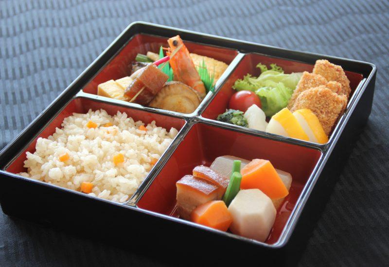 Japanese Washoku Bento